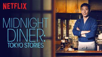 midnight diner tokyo stories netflix